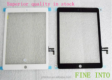 Hot Sale Wholesale touch screen for ipad5 touch screen,Accept Paypal!!!