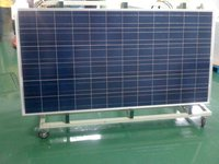 High efficiency 5w to 315w Photovoltaic Solar Panels , high conversion efficiency with MC4 connector and Aluminium alloy-frame