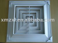 Square Diffuser (air conditioning diffuser,exhaust grille)