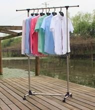 usm capa para rack de roupas em torno de giro cremalheira da roupa