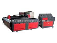 máquina de corte láser de acero