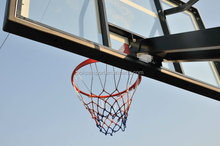 Hot Sales Upscale Height Adjustable Basketball System