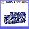 China cosmetic for ladies waterproof canvas china cosmetic factory