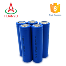icr18650 1500mah 3.7v rechargeable battery