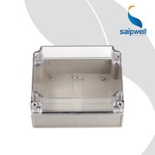 Saip/Saipwell Electronic Clear ABS Box Enclosure IP66 Weatherproof Enclosure IP66 Enclosure Box