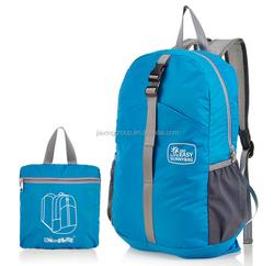 High-quality Travelling Foldable Backpack Hiking Storage Back Bag Multi-functional Fold Shopping Bag