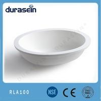 Good quality sanitary ware wash basin italian resin wash basin