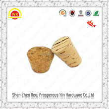 Special chwholesale of soft wooden cork for glass bottleeapest champagne cork side table