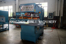 High frequency machine for membrane structure related products
