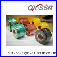 Busbar thermal shrinkage insulating sleeve/Copper busbar insulative heat shrink tubing
