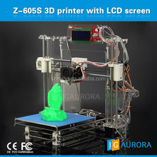 Cheap price used 3D printer dropshipping all over the world DIY Kit LCD Screen