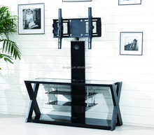 TV-X new modern wood black TV stand pictures