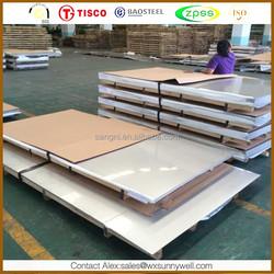 jiangsu 309s Stainless Steel sheet low costs