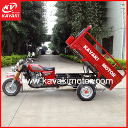 150CC the Latest Model Cargo Tricycle KV150ZH-A