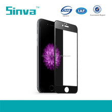 Brand Sinva OEM/ODM For Mobile Phone accessories iPhone 6 screen protector tempered glass / 0.26mm 2.5D 9H tempered glass screen