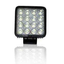 48w led working light offroad led light 48w work light 10-60v for jeep