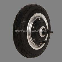 FLD-X8L Watt Brushless hub motor, electric wheel hub motor, electric scooter motor