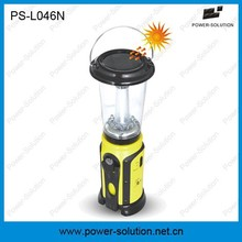 solar camping lantern portable hand crank lantern led lantern