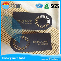 Low cost good design metal card case
