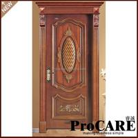 Wholesale China Solid Melamine Cheap Bedroom Wooden Door