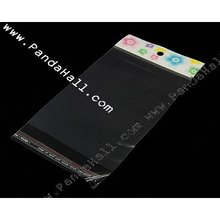 Clear Rectangle Cellophane Bags(OPC-180X100-1)