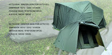Shelters with 2 mans for carp fishing