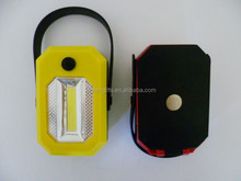 portable cob 3W+1led led magnetic work light