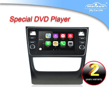 Car DVD for VW Gol 2013 with GPS radio 3G wifi 7 inch HD Screen audio video player