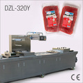 Touch screen control panel CE meat packing machine