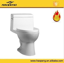 Chaozhou Toilet Bowl Design S-trap Siphon One Piece Toilet Ceramic Sanitary Ware