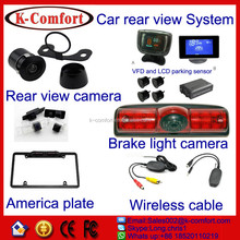 K-comfort good price and quality car camera car side mirrors Mainly for European and USA market for sale