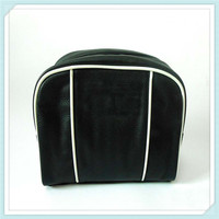 Custom cheap price Leather/ PU travel cosmetic bag fashion make up bag