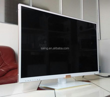 58 inch led tv all-all-one pc 3d tv and pc all in one with wifi tv smart box