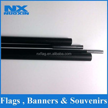 manufacture composite aluminium mount for feather flag pole with affusion bag