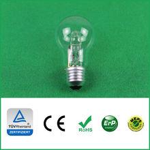 Eco Halogen Lamp Standard A55 28W CE RoHS ErP MEPS
