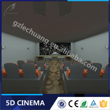 Factory Price Theme Park New Products Amusement Aqua Park Game Machine 5D Simulator