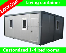 modular luxury steel container home for sale
