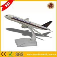 Best selling products Singapore B747 STAR ALLIANCE model plane, collectible airplane models for gift
