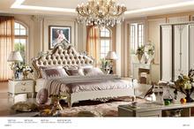 2015# luxuary bedroom set