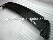 carbon fiber/pu/pp/fiber glass/auto parts/OE style spoiler for Nissan Tiida