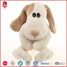 2015 China factory customize wholesale new online sad dog stuffed animals aggrieved toys high quality