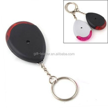 cheap keychain anti-lost alarm for 2015 promotion and souvenir