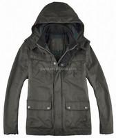 2015 new model designer men padded jacket