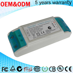 Input voltage range 150-265V 9W 18w constant current External dimmable led driver