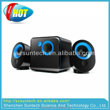 Alibaba China Portable Support USB Subwoofer Computer USB2.1 Speaker