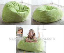 Ace Bayou Medium Chenille Lounger Bean Bag Chair