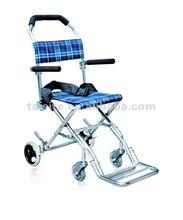 light weight manual alminium travel wheelchairs manufacture