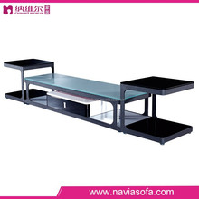 Living room furniture with small drawers special design luxury TV stand