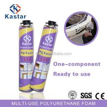 polyurethane adhesive sealants, polyurethane spray foam insulation