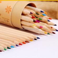 school charcoal wooden color pencil